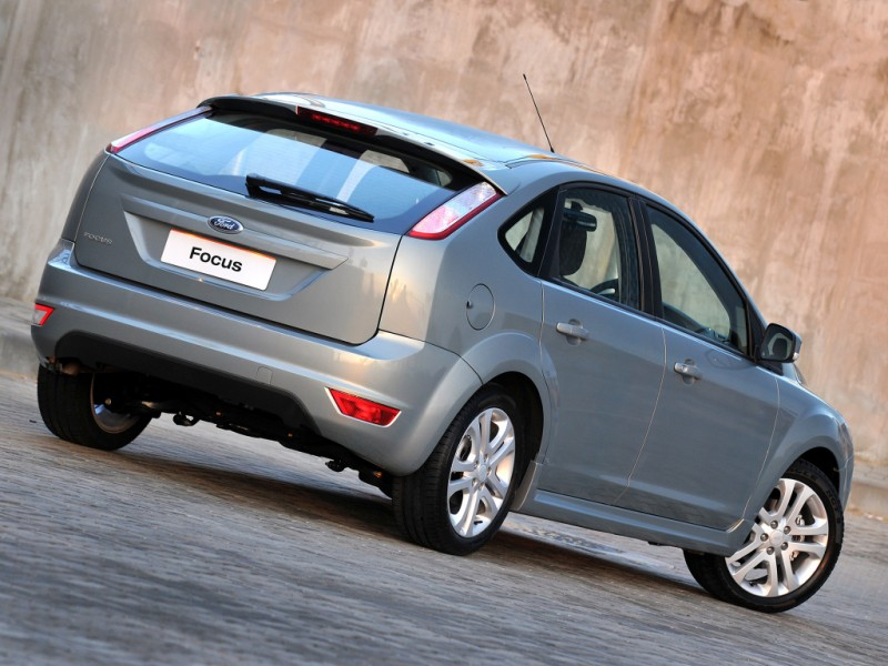 Форд Фокус Mk2 Автомобиль до 500 000 рублей