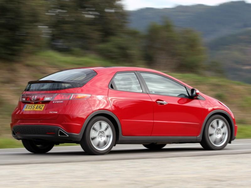 Honda Civic VIII Автомобиль до 500 000 рублей