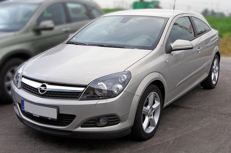 Автомобиль до 500 000 рублей - Opel Astra H