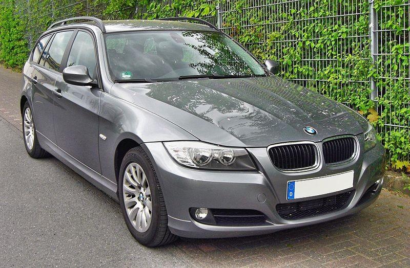 BMW E90 серии 3