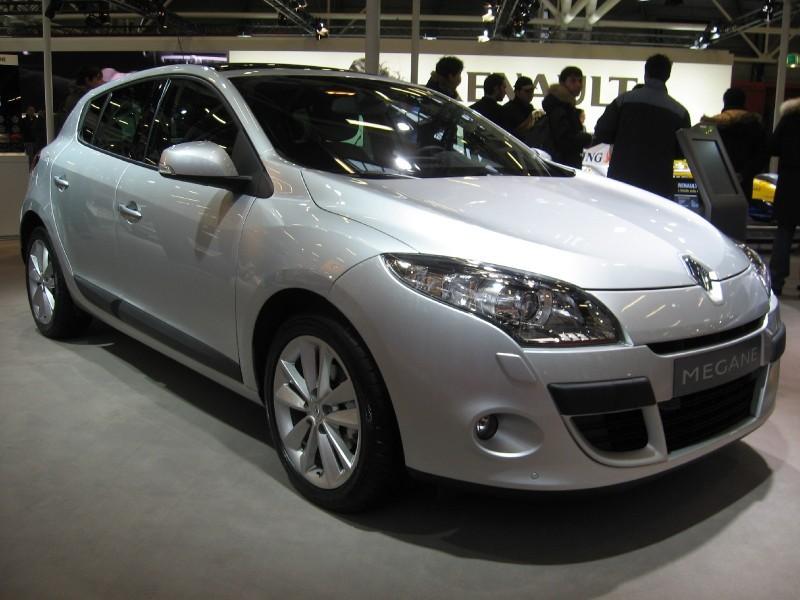 Рено Меган III Автомобиль до 500 000 рублей