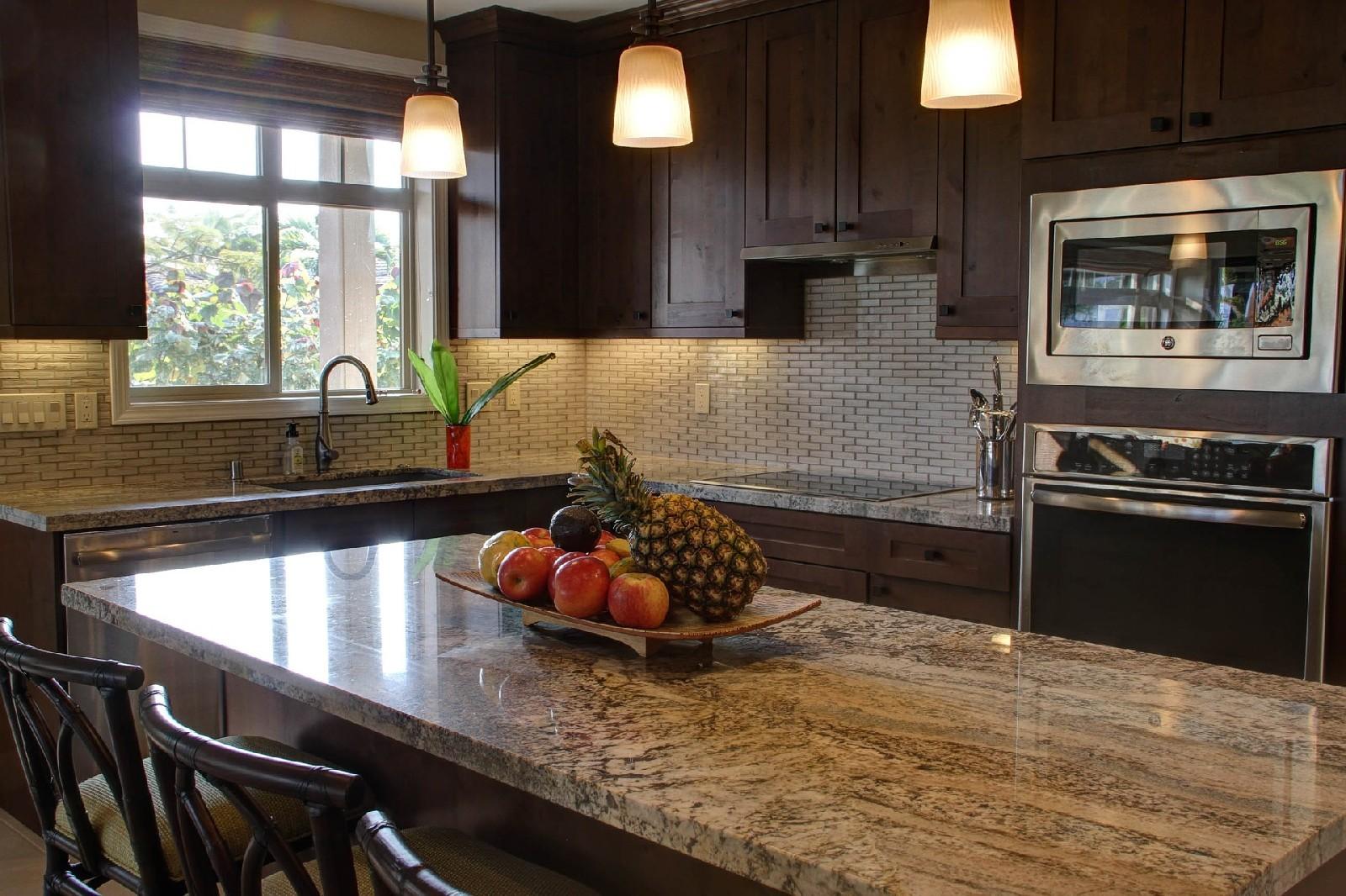 Przygotuj kuchnię, zadbaj o czystość i owoce.