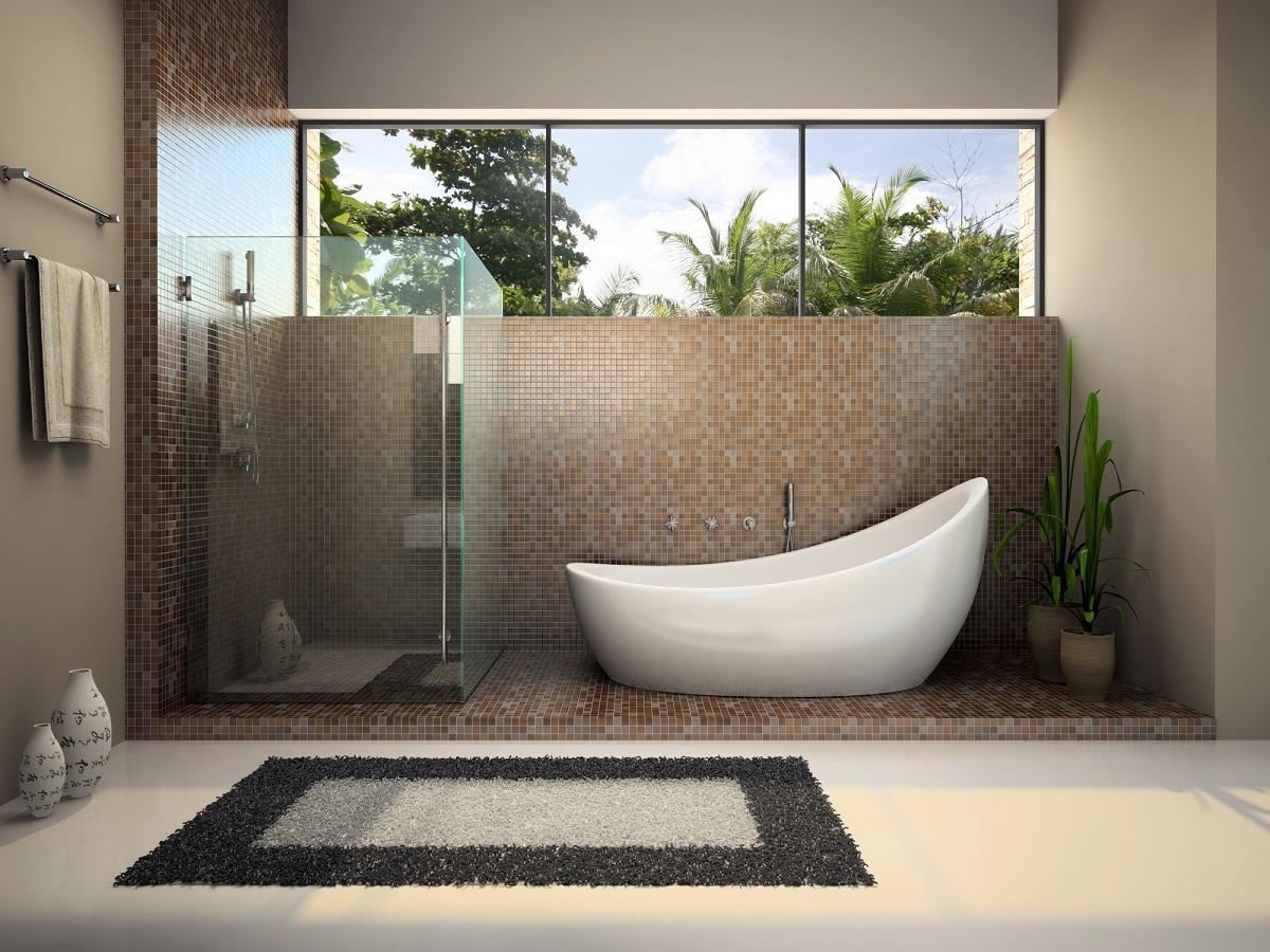 Trendy łazienkowe w 2018 roku - jak aranżować łazienkę na czasie