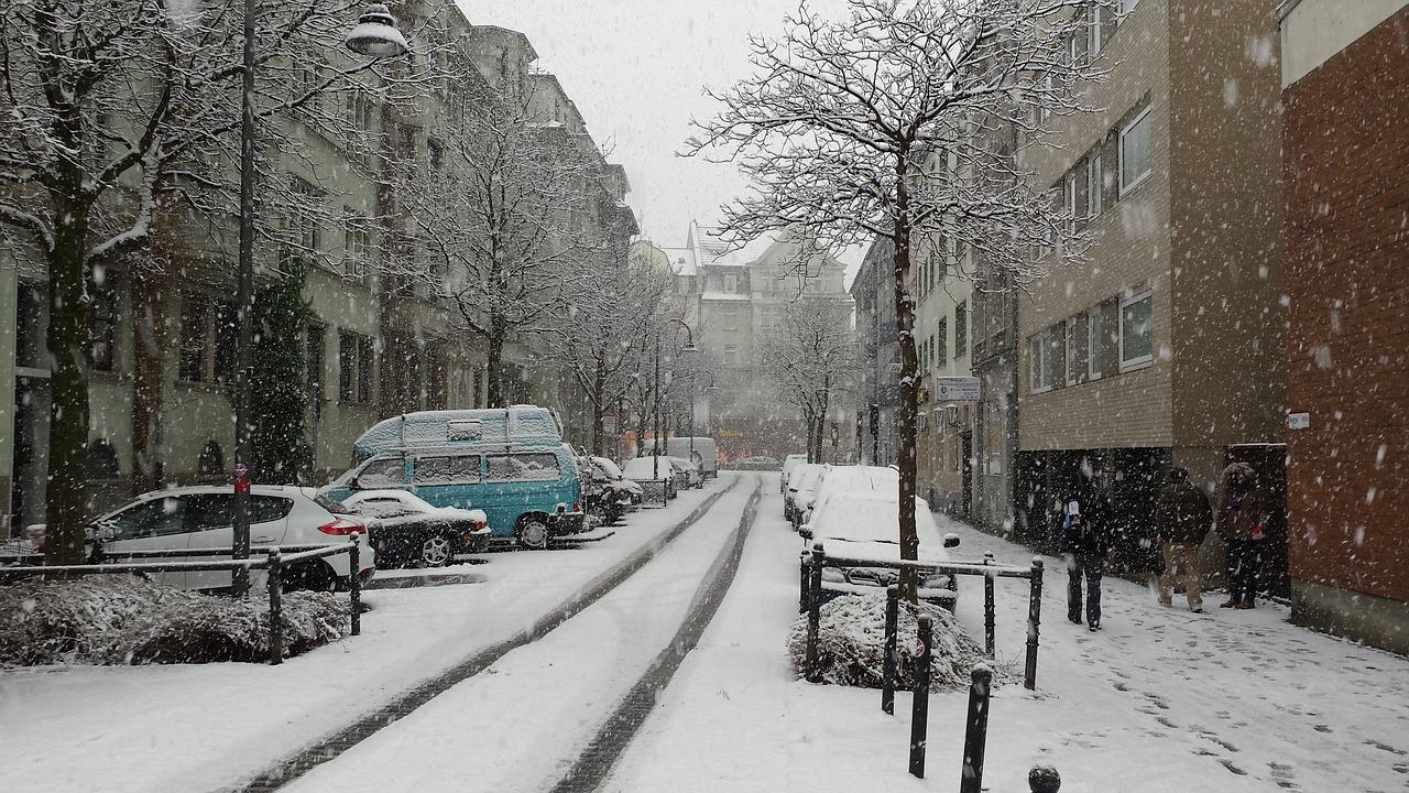 Jak wybrać łańcuchy śniegowe do samochodu?