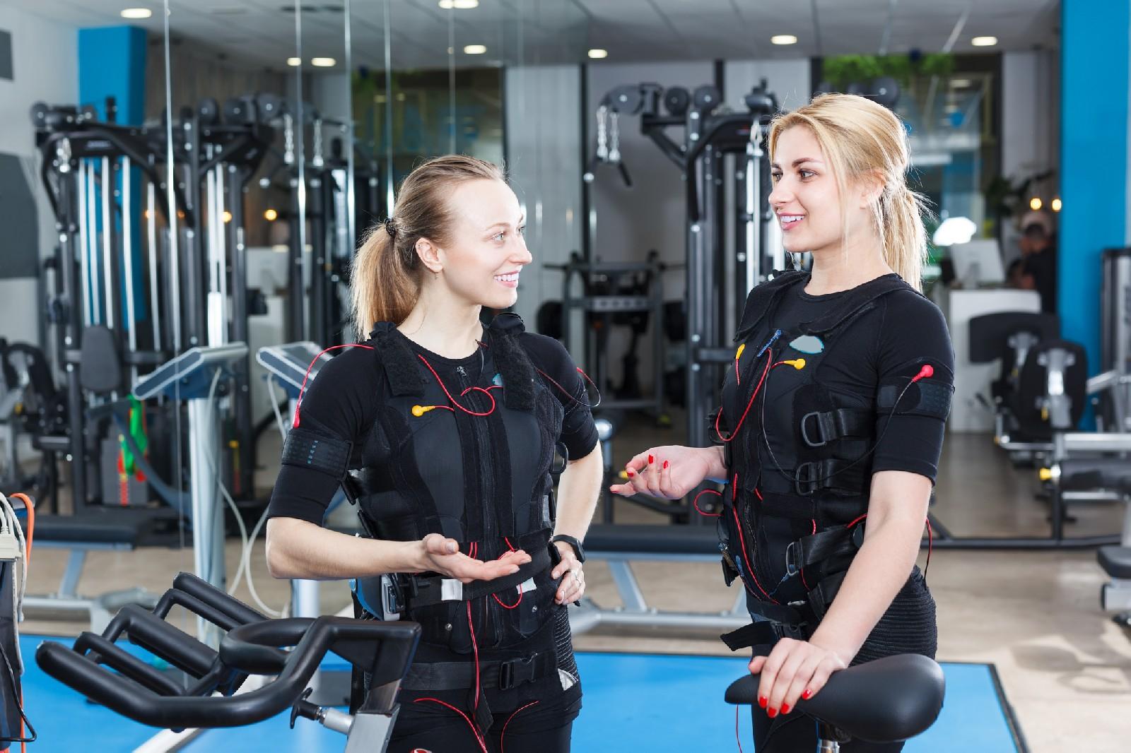 Elektrostymulacja mięśniowa, czyli trening EMS ? na czym to polega?