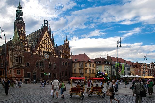 Wrocław z dziećmi
