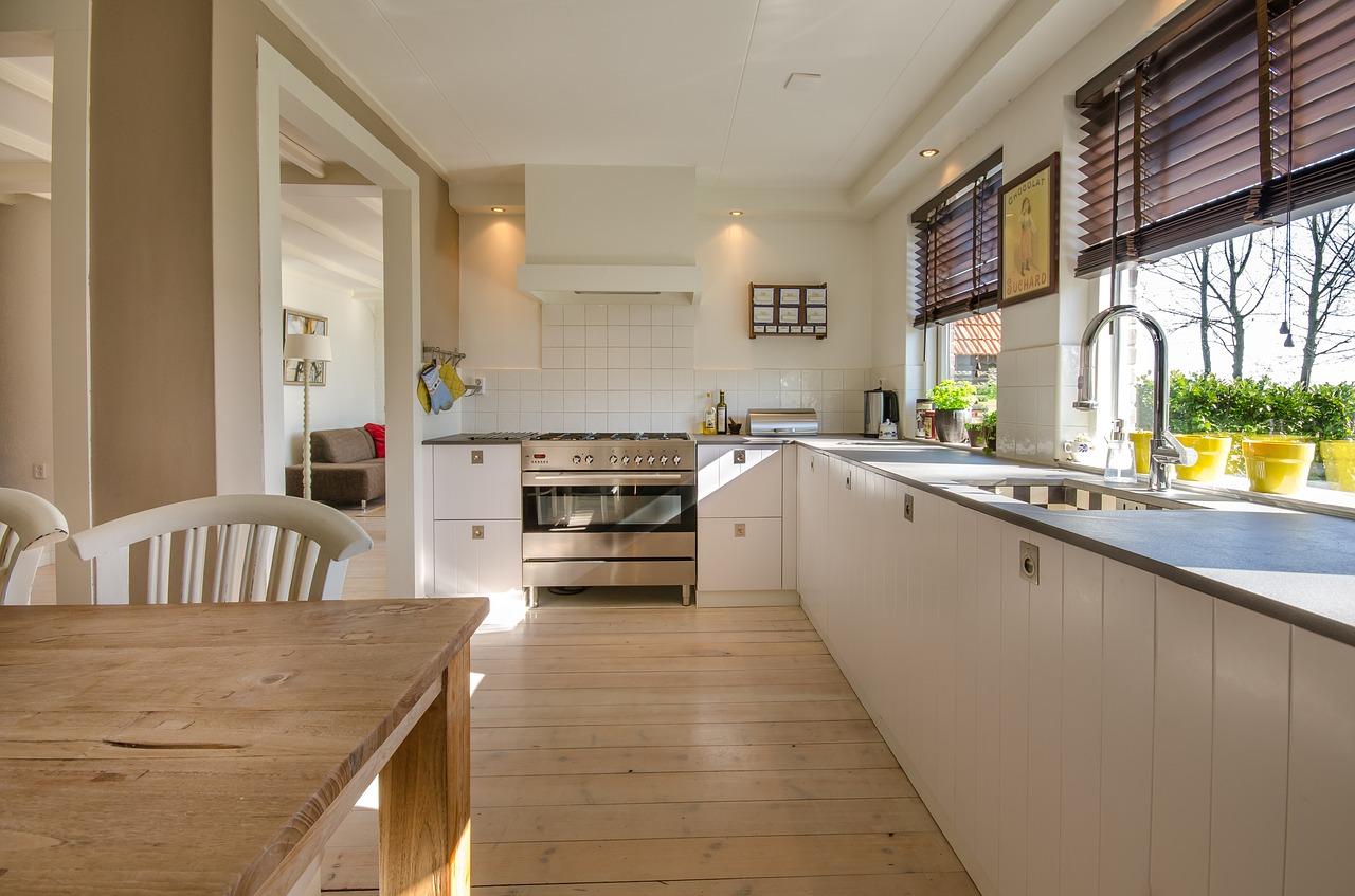 Jakie wymiary szafek i blatów w kuchni będą najlepsze?