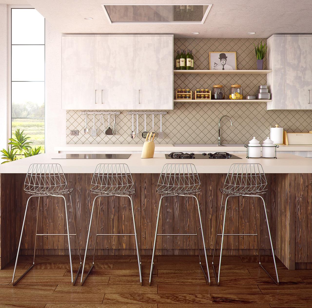 Idealna zabudowa kuchenna. Jak dobrać wymiary szafek i blatów?
