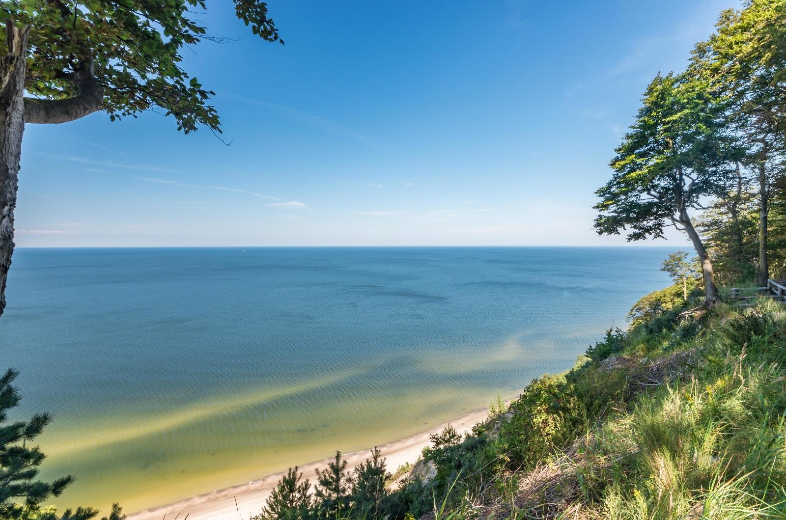 Wolin – Park Narodowy i Turkusowe Jezioro