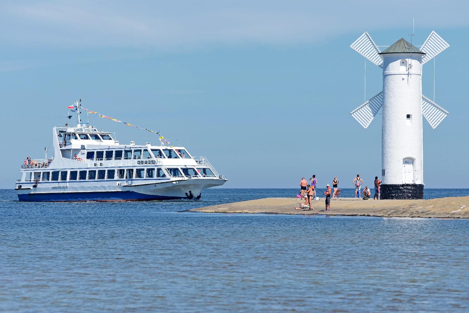 6 najpiękniejszych atrakcji nad Morzem Bałtyckim.