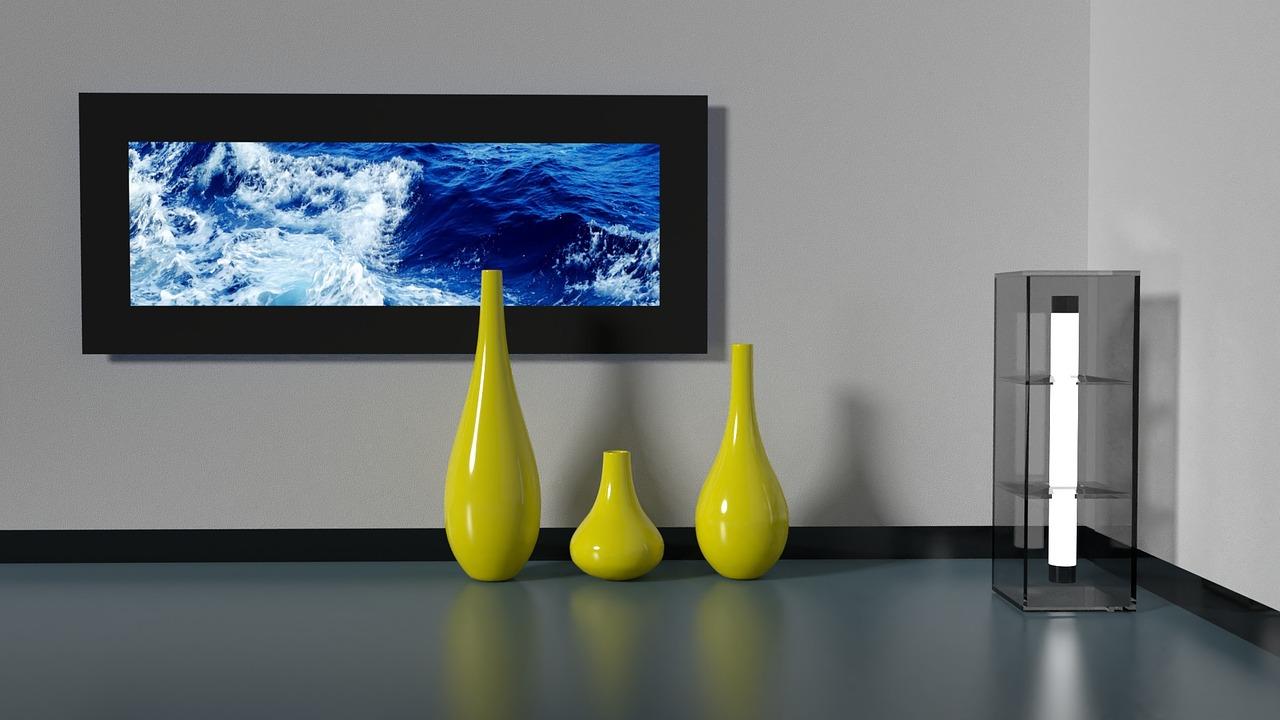 Jaki obraz wybrać do nowoczesnego wnętrza?